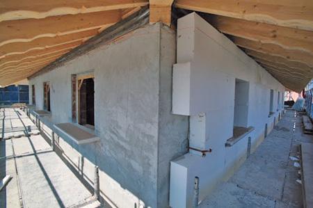 Rivestimenti termici a cappotto futuredil sagl - Cappotto casa interno ...